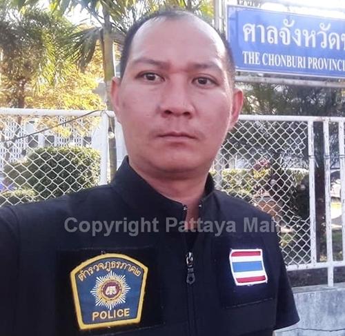 Plutaluang Polizeivolontär Rittirong Yasawuth wurde erschossen.