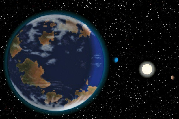 Ist auf der Super Erde Leben? (Foto: welt.de)