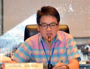 Stadtrat-Vizepräsident und Präsident des Tourismus- & Kulturkomitees hat den Vorsitz beim Treffen.