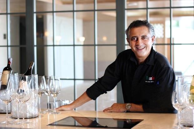 Massimo Gullota zaubert die besten italienischen Speisen auf den Teller.