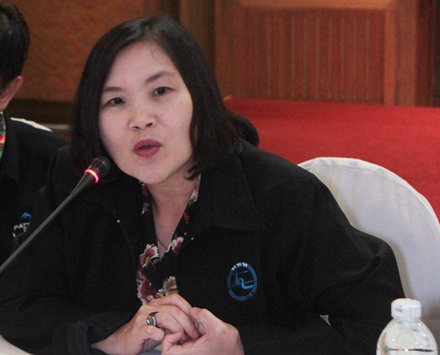 TAT-Pattaya Direktorin Sullada Saruthirawan.
