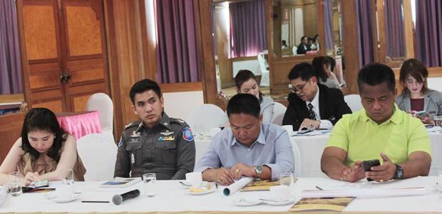 Polizeioberst Piyapong Ensarn.