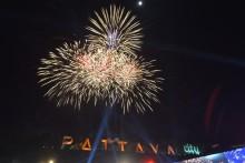 Pattaya feiert ins Jahr 2018