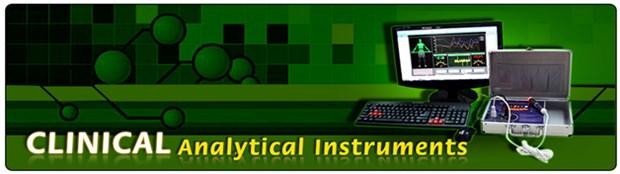 Das Instrument zur Analyse des gesamten Körpers.