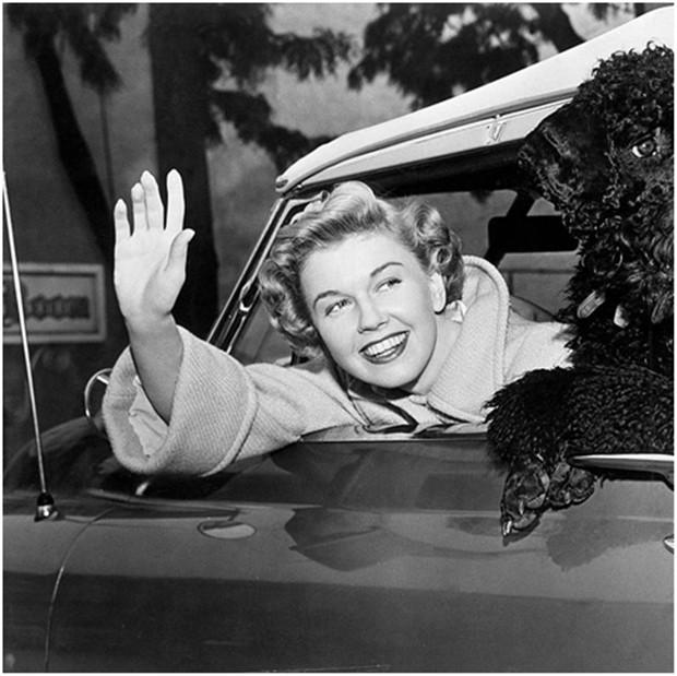 Good bye Doris! Rest in peace.