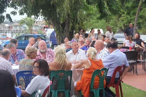 Über 200 Besucher nahmen an dem Event teil.