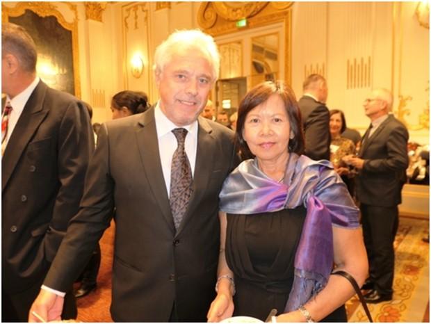 Gerhard und Eufrosina Götz,
