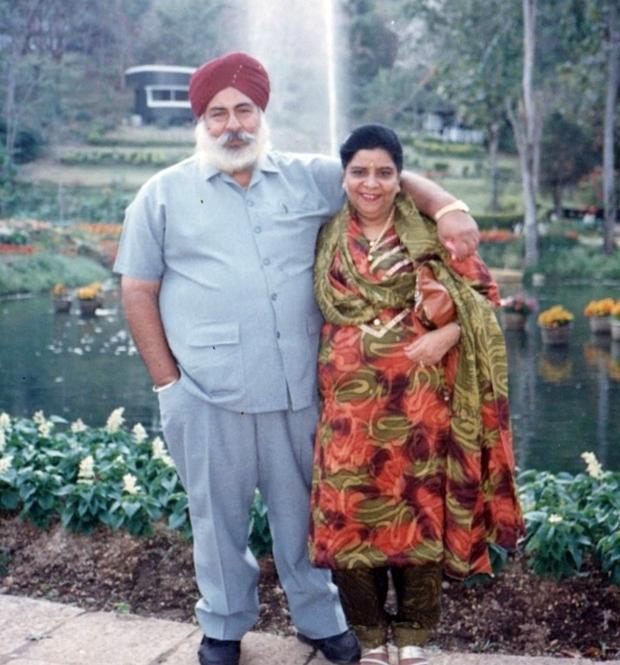 Amrik Singh und Satwant Kaur waren 55 Jahre glücklich verheiratet.