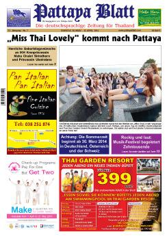 Pattaya Gefährlich